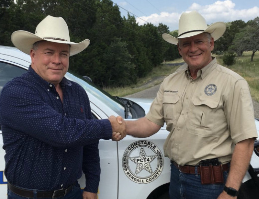 Brian Vaughan - Constable Precinct #4, Kendall County. Office of Inspector General, Lieutenant (Retired) Texas DPS